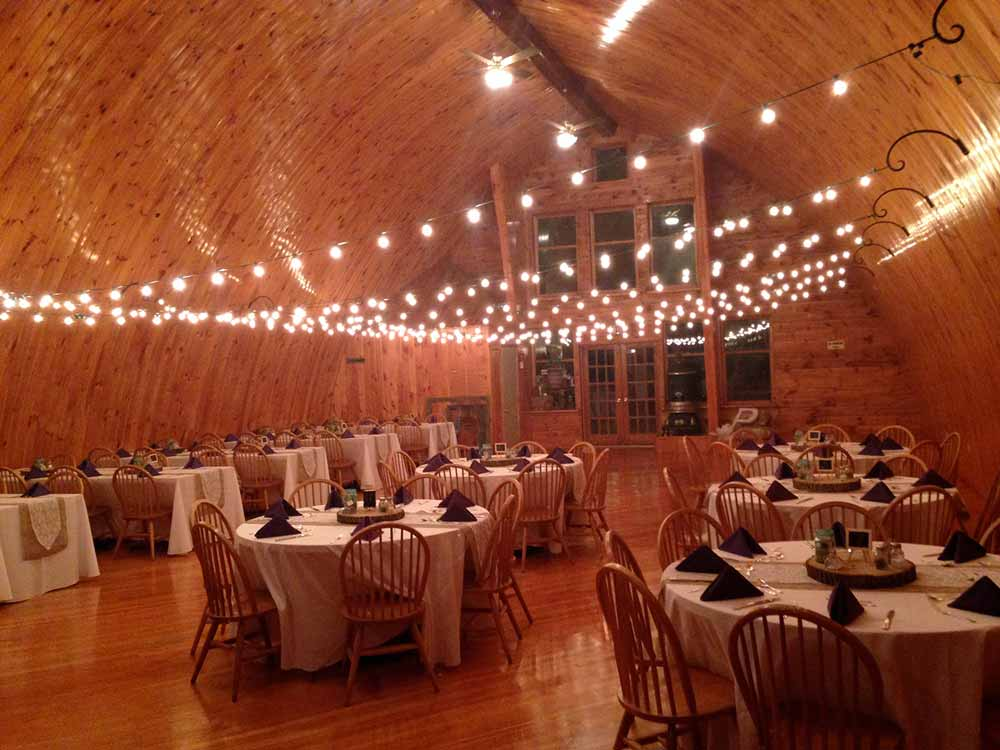 Upstate Farm & Barn Destination Wedding Venue