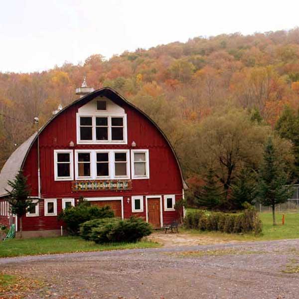 Homestead-Resort-Fall Best Family Vacation & Barn Wedding Resort