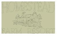 Homestead Farm Resort Logo in Sage
