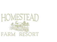 Homestead Farm Logo in Sage