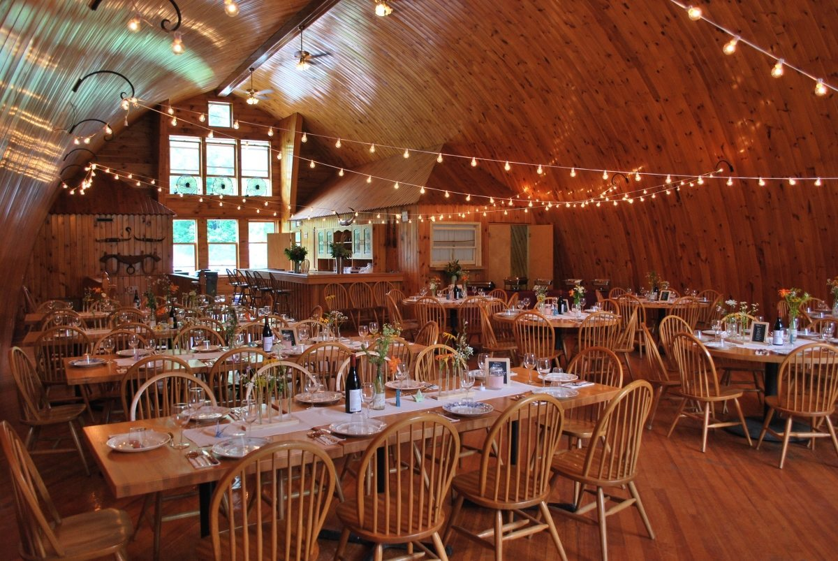 catskills barn wedding venue